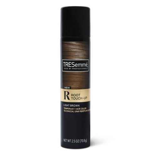 TRESemm Root Touch-Up Light Brown Hair Temporary Hair Color 2.5 fl oz - image 1 of 4