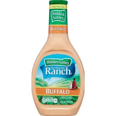 Hidden valley buffalo ranch