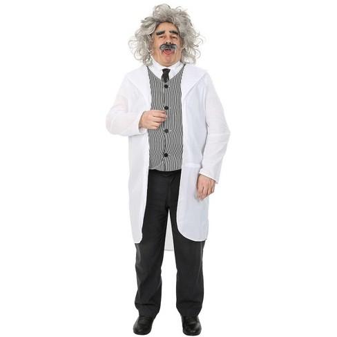 Angels Costumes Albert Einstein Adult Costume - image 1 of 1