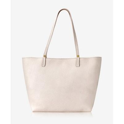 GiGi New York Off-White Tori Tote Bag