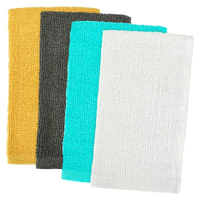 Barmop Towels (Set Of 4)- Design Imports
