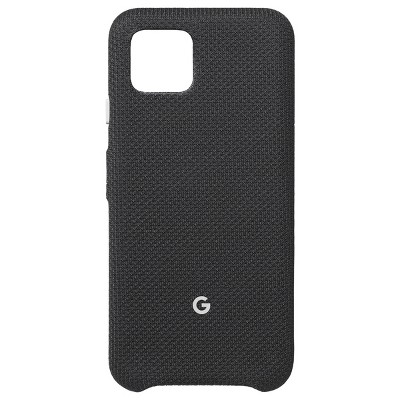 Google Pixel 4 Case - Just Black