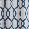 Kochi Linen Blend Grommet Top Window Curtain Panel - Exclusive Home® - image 2 of 4
