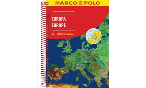 Marco Polo Europa / Europe -  (Paperback) - image 1 of 1