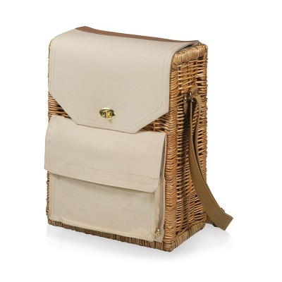 Summerbreeze Wine and Cheese Picnic Basket - Picnic Time