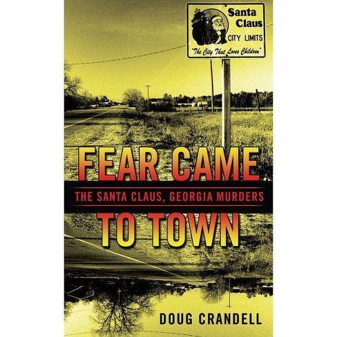 Fear Came to Town - (Berkley True Crime) by  Doug Crandell (Paperback) - image 1 of 1
