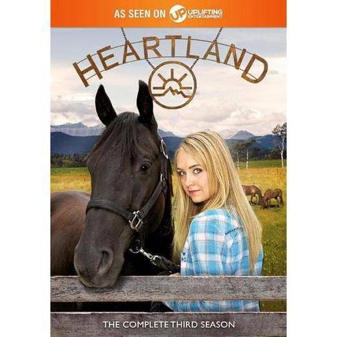 Heartland: The Complete Third Season (DVD) - image 1 of 1