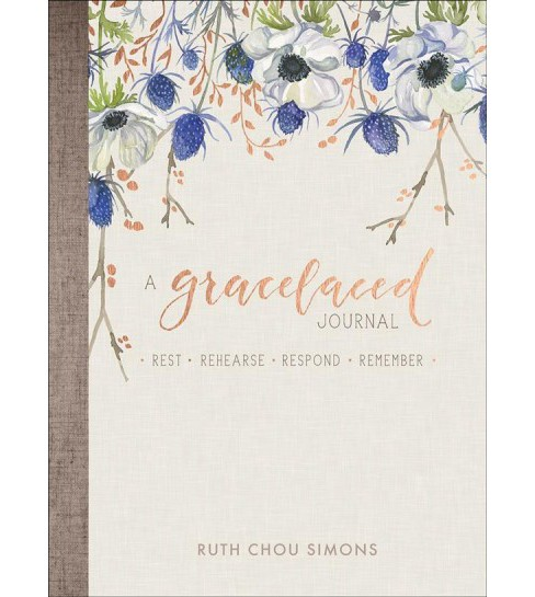 Gracelaced Journal (Paperback) (Ruth Chou Simons) - image 1 of 1