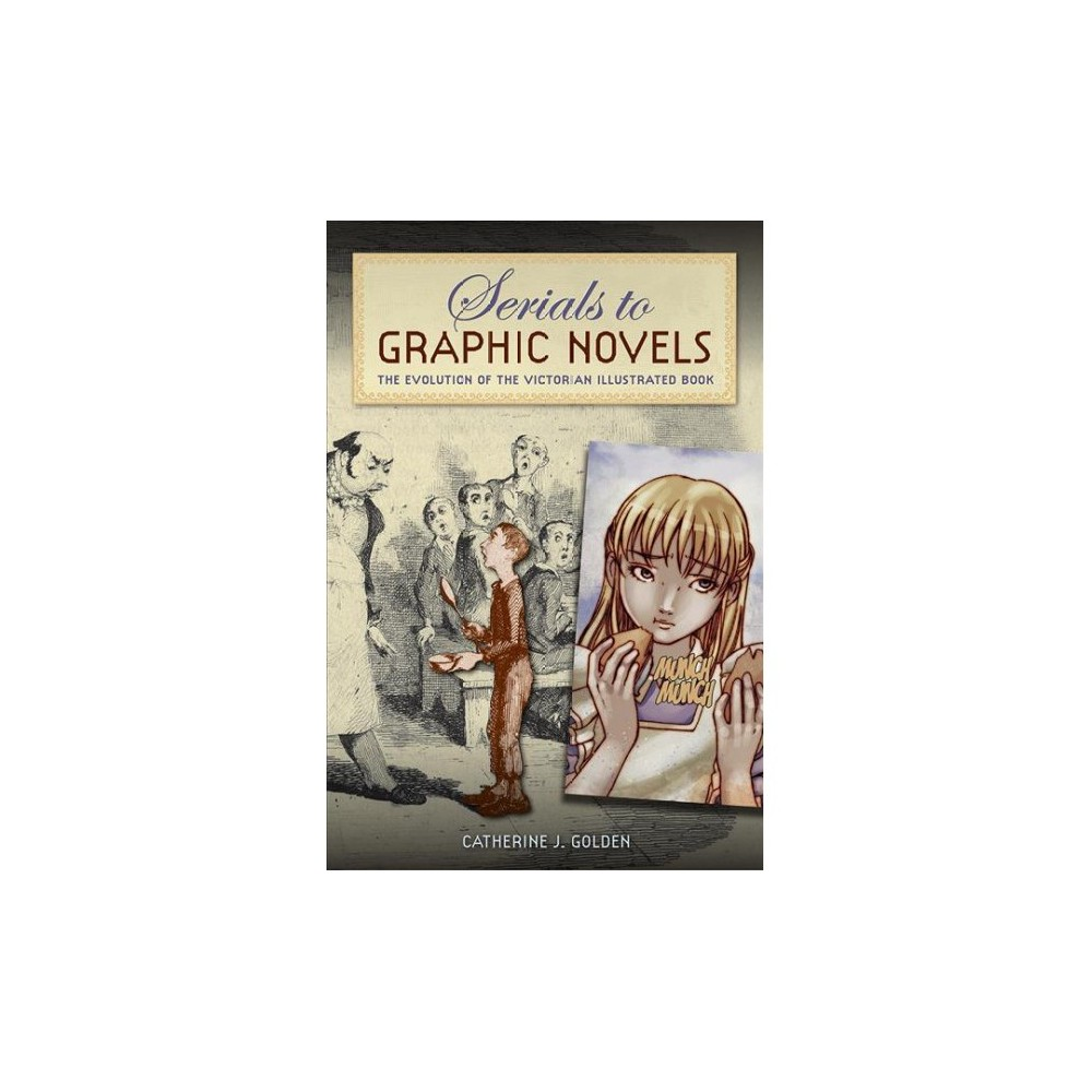 Serials to Graphic Novels : The Evolution of the Victorian Illustrated Book - Reprint (Paperback)