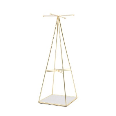 Prisma Jewelry Stand Brass - Umbra