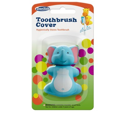 Flipper Toothbrush Cover - Animals