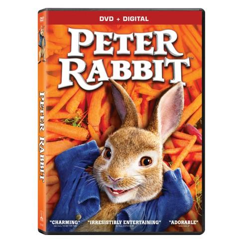 Peter Rabbit (DVD + Digital) - image 1 of 1