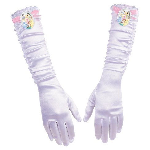 Princess Full Length Gloves - One Size Fits Most - image 1 of 1