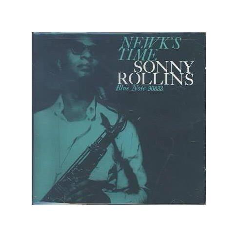 Sonny Rollins - Newk's Time (CD) - image 1 of 1