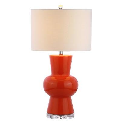 "28.5"" Ceramic Julia Table Lamp (Includes Energy Efficient Light Bulb) - JONATHAN Y"