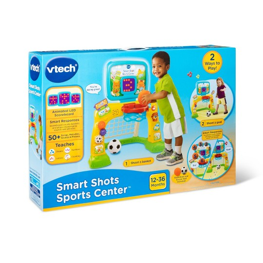VTech Smart Shots Sports Center image number null