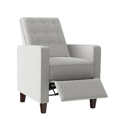 Nya Button Tufted Pushback Accent Chair - ProLounger