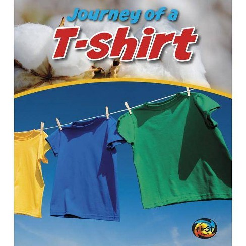 Journey of a T-Shirt - (Heinemann First Library: Journey of A...) by  John Malam (Paperback) - image 1 of 1