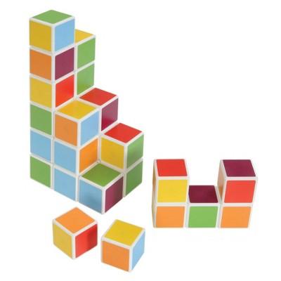 Geomag Magicube Free Building Set  - 27 Magnetic Blocks