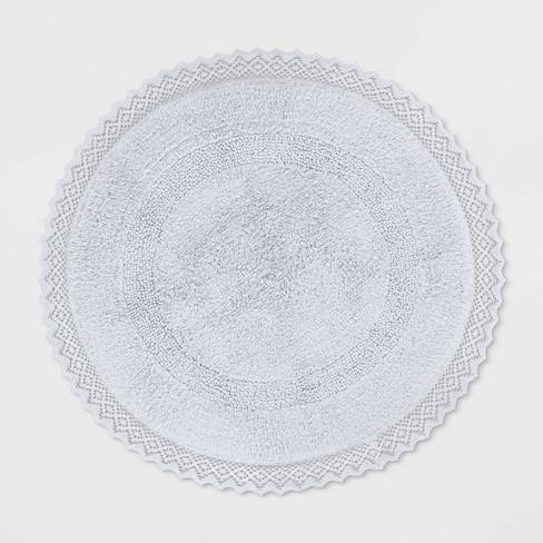 Round Bath Rug - Opalhouse™ - image 1 of 3