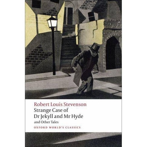 Strange Case of Dr Jekyll and Mr Hyde and Other Tales - (Oxford World's Classics (Paperback)) - image 1 of 1