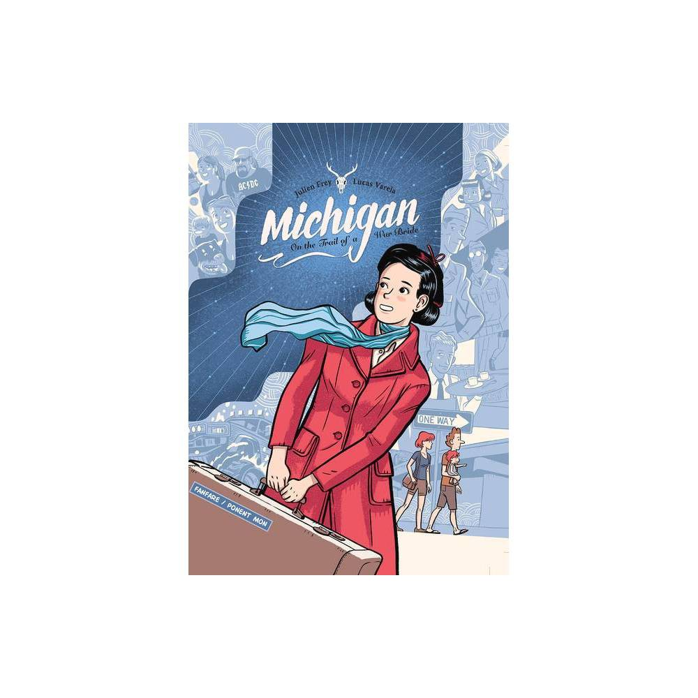 Michigan By Julien Frey Hardcover