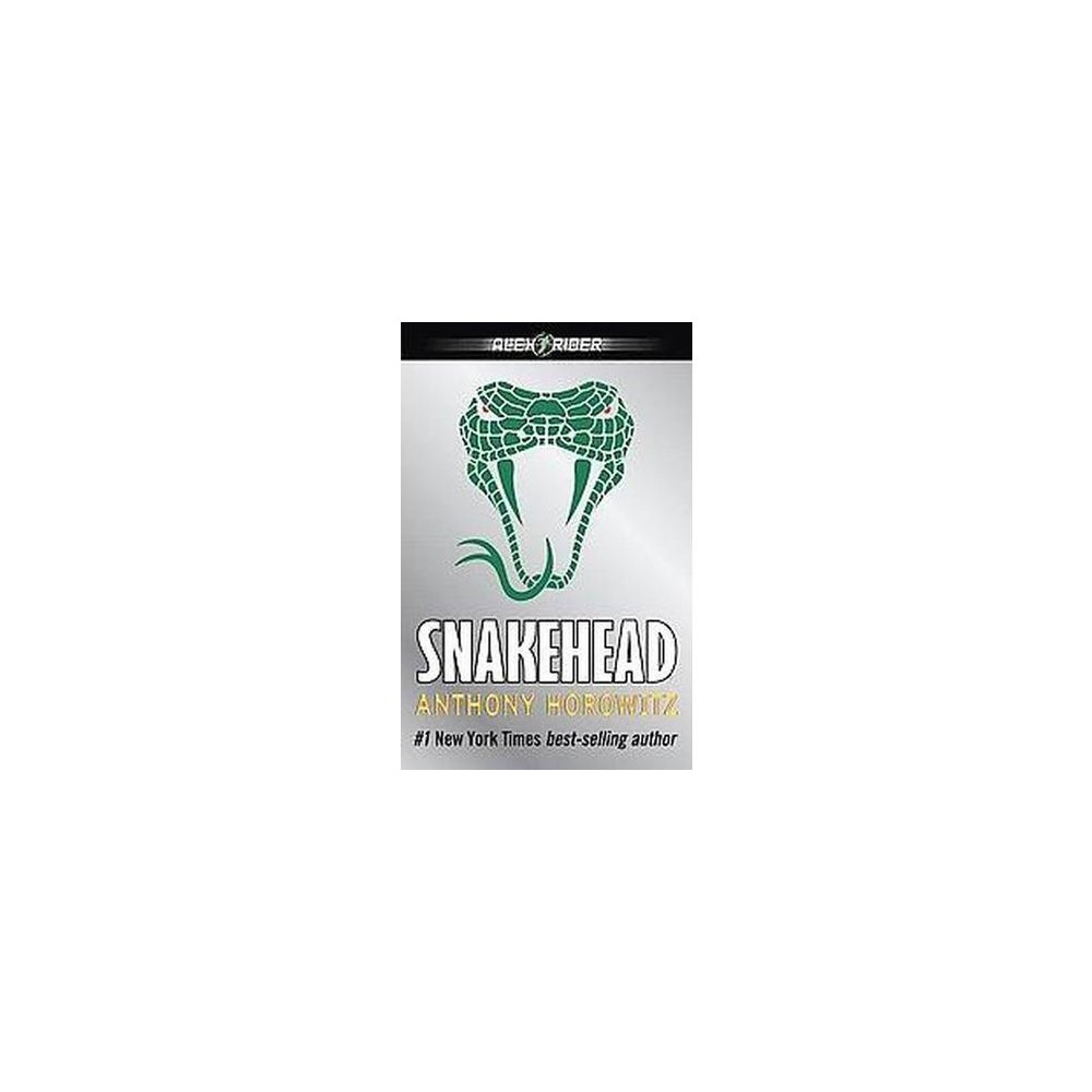 Snakehead ( Alex Rider) (Reprint) (Paperback) by Anthony Horowitz