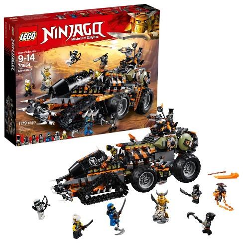 Lego ninjago dieselnaut 70654 target - Lego ninjago 6 ...