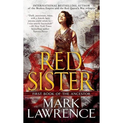 Read Red Sister Book Of The Ancestor 1 By Mark Lawrence