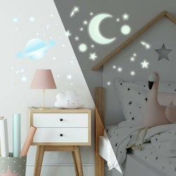 Celestial Peel and Stick Wall Decal - RoomMates