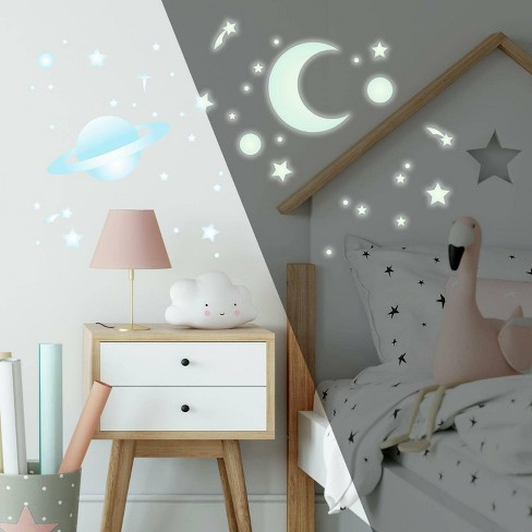 Celestial Peel and Stick Wall Decal - RoomMates - image 1 of 4