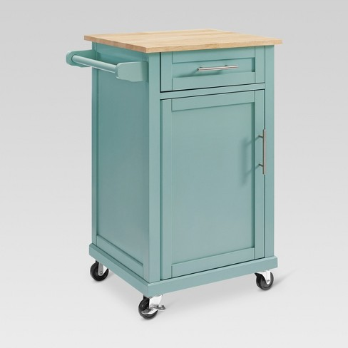 Carey Small Kitchen Cart Threshold
