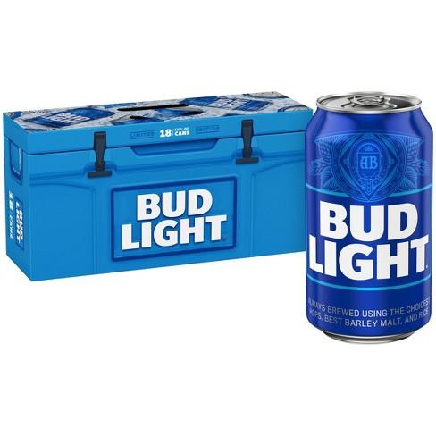 Bud Light Beer - 18pk/12 fl oz Cans - image 1 of 4