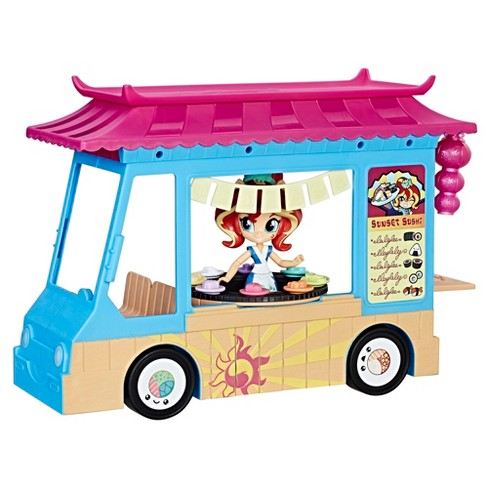 My Little Pony Equestria Girls' Rollin' Sushi Truck - image 1 of 12