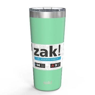 Zak 20oz DW Stainless Steel Latah Tumbler - Neo Mint
