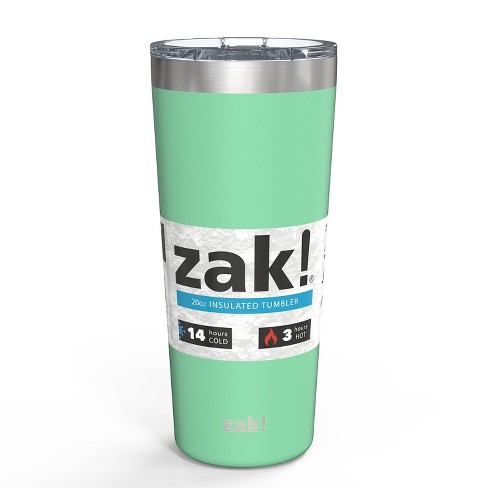Zak! Designs 20oz Double Wall Stainless Steel Latah Tumbler - image 1 of 4
