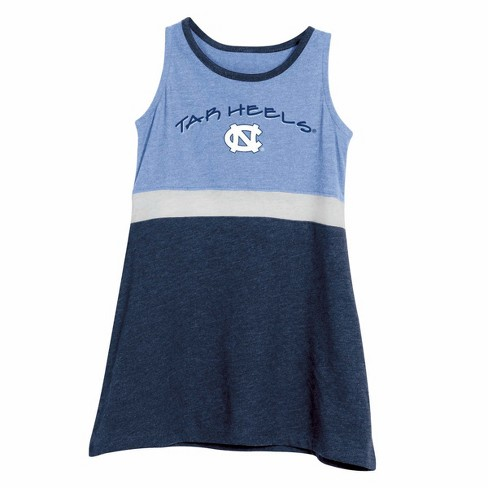 NCAA Infant Girl's Dress North Carolina Tar Heels - image 1 of 3