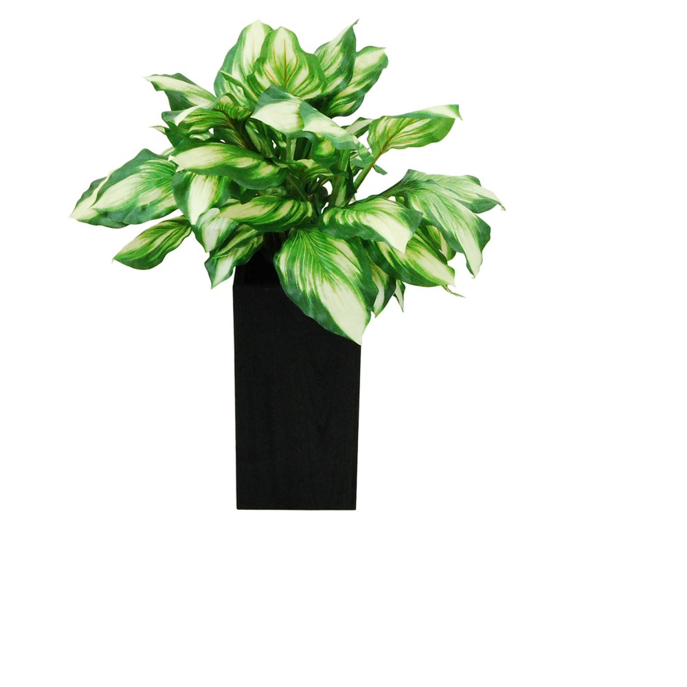 Image of Artificial Hosta - Green - 30 - Lcg Florals