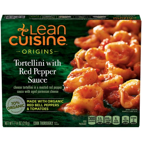 Lean Cuisine Marketplace Cheese Frozen Tortellini - 7.75oz - image 1 of 3