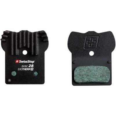 "SwissStop Disc 28 Organic Compound Disc Brake Pad Set for Shimano /""G/""..."