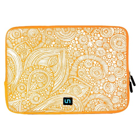 "Uncommon 13"" Laptop Sleeve - Orange (S0031-B) - image 1 of 2"