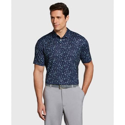 Jack Nicklaus Men's Golf Polo Shirt - Peacoat XL