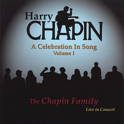 Chapin family - Harry chapin:Celebration in song v1 (CD) - image 1 of 1