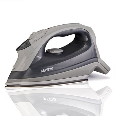 Maytag M200 Compact Iron and Power Steamer Gray
