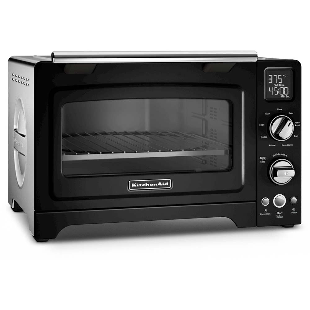 KitchenAid 12 Convection Digital Countertop Oven – KCO275, Black 49154092