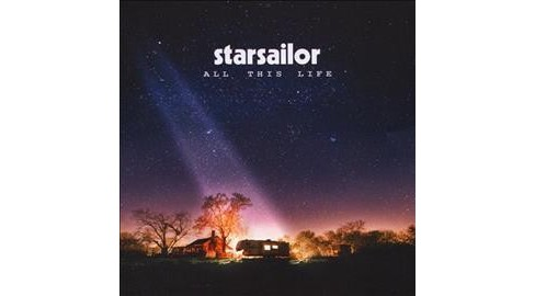 Starsailor - All This Life (CD) - image 1 of 1