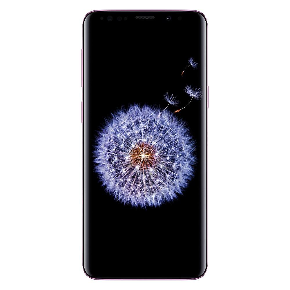 AT&T Samsung Galaxy S9 (64GB) - Lilac Purple, Purple Purple
