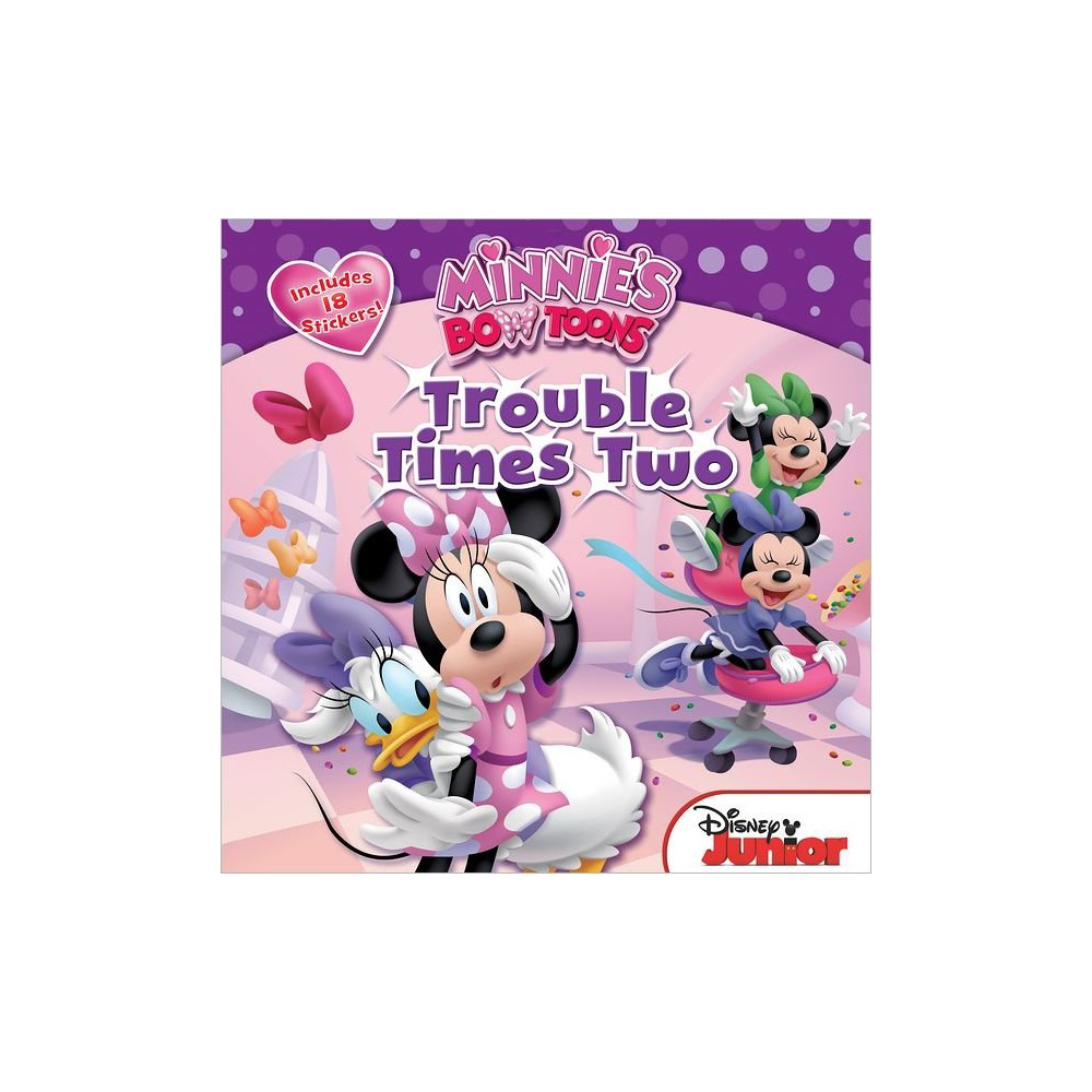 Trouble Times Two (Paperback)