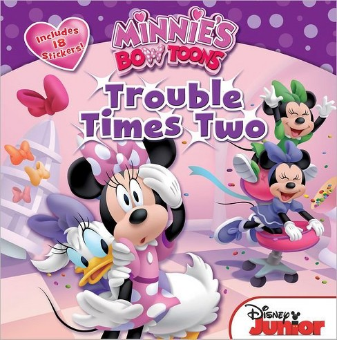 Trouble Times Two (Paperback) - image 1 of 1