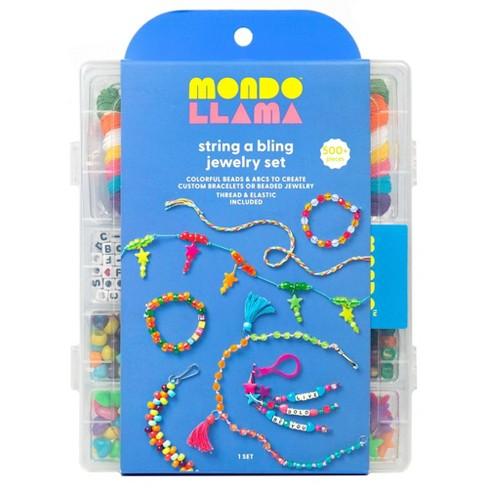 502pc String A Bling Jewelry Set - Mondo Llama™ - image 1 of 4